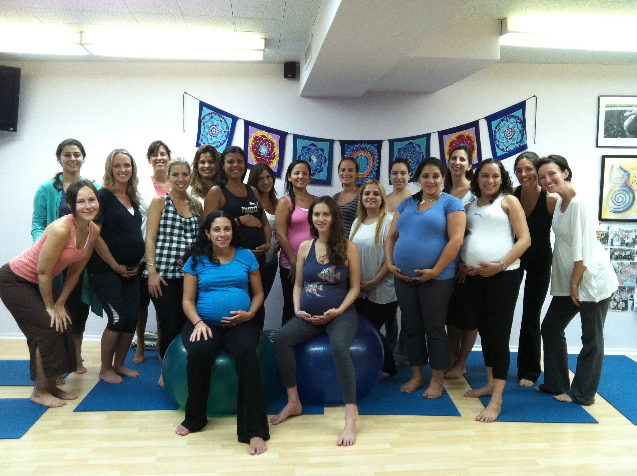 Teacher Training Prenatal Plus Yoga