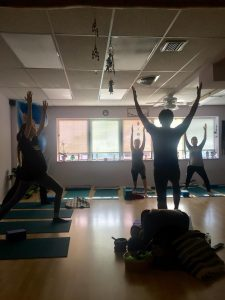 Teacher Training - Even men can teach prenatal yoga!