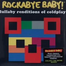 Rockabye Baby: Coldplay