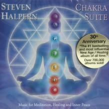 Chakra Suite by Stephen Halpern
