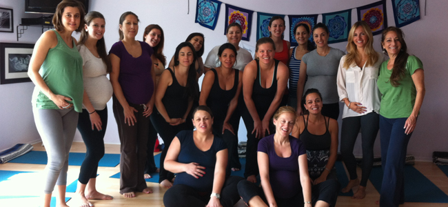 Prenatal Yoga Mamas