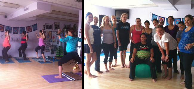 Prenatal Yoga Teacher Certification Training