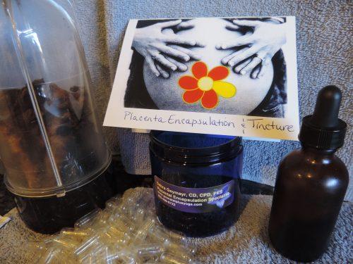 Placenta Encapsulation & Tincture