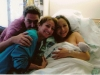 Doula Dina Jay Andre in Hospital
