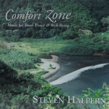 Comfort Zone by Steven Halpern