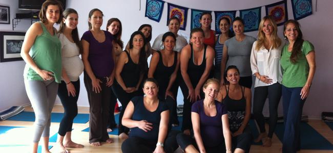 Prenatal Yoga Mamas