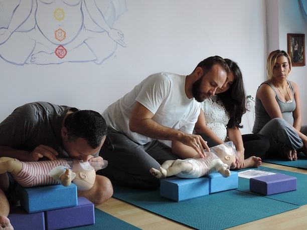 Infant Safety CPR